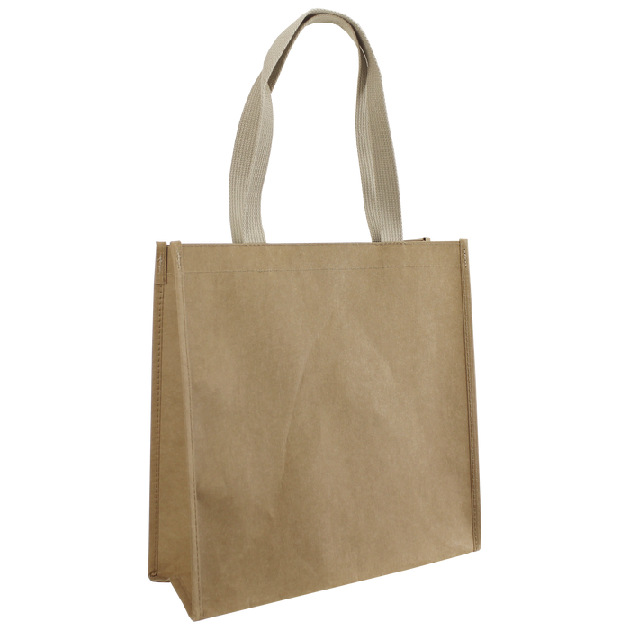 Natural Paper Washable Paper Express Lane Tote