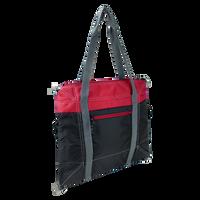 Red Mini Urban Expandable Soft Cooler Bag Thumb