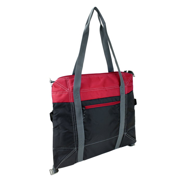 Red Mini Urban Expandable Soft Cooler Bag
