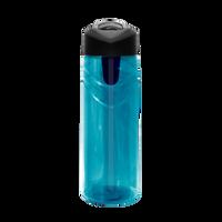 Aqua Sport Water Bottle with Flip Up Straw Thumb