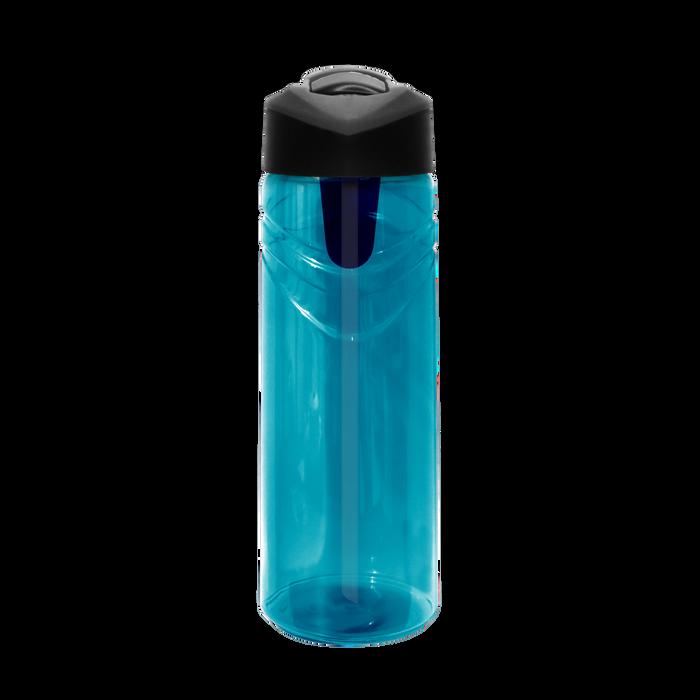 Aqua Sport Water Bottle with Flip Up Straw