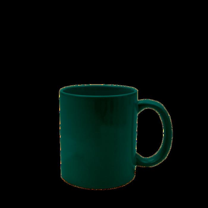 Green Classic Coffee Mug