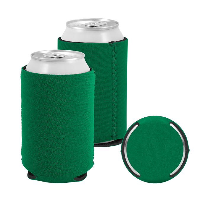 Evergreen Premium Collapsible Neoprene Koozie