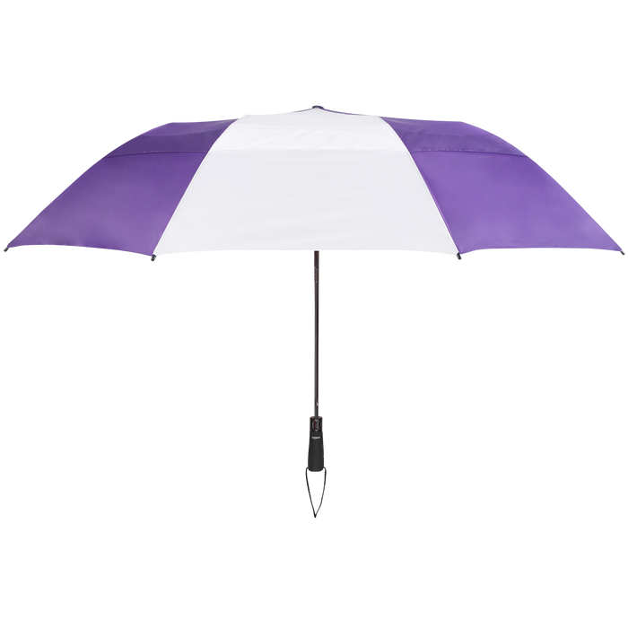 Purple/White Mercury Umbrella