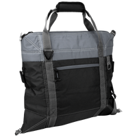 Black Urban Expandable Soft Cooler Bag Thumb