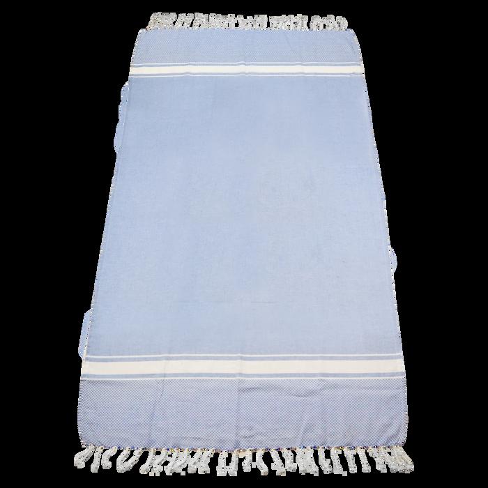 Royal Laguna Fringe Beach Towel