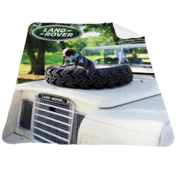 Sanford Full Color Throw Blanket
