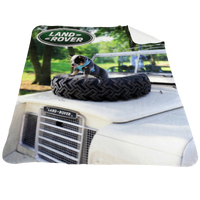Sanford Full Color Throw Blanket Thumb