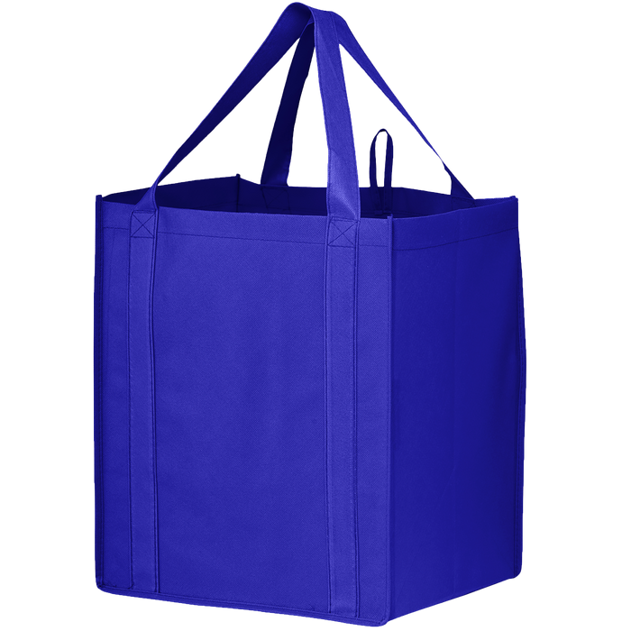Royal Blue Big Storm Grocery Bag