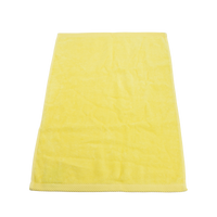 Yellow Heavyweight Colored Fitness Towel Thumb
