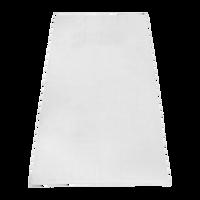 White Budget White Beach Towel Thumb