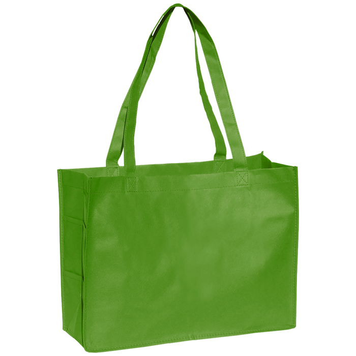 Lime Green Convention Tote