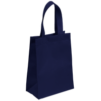 Navy Blue Fiesta Tote Thumb