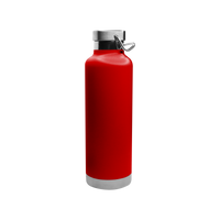 Matte Red Vacuum Insulated Canteen Thumb
