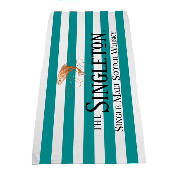 full color print beach towels,