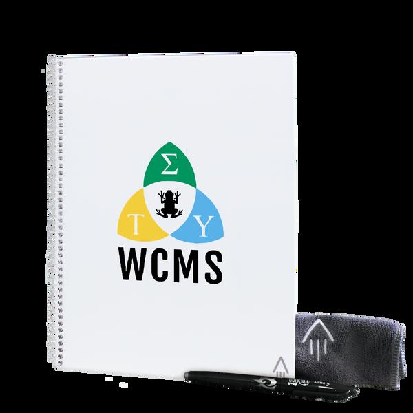 letter sized notebooks,  rocketbook core notebooks,
