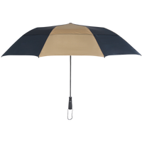 Navy/Tan Mercury Umbrella Thumb