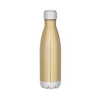 Gold Vacuum Insulated Thermal Bottle Thumb