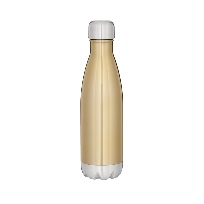 Gold Vacuum Insulated Thermal Bottle