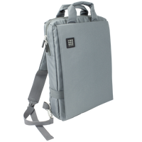 Gray Moleskine ID Vertical Bag for Digital Devices Thumb