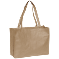 Light Khaki Convention Tote Thumb