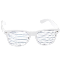 White Vegas Sunglasses Thumb