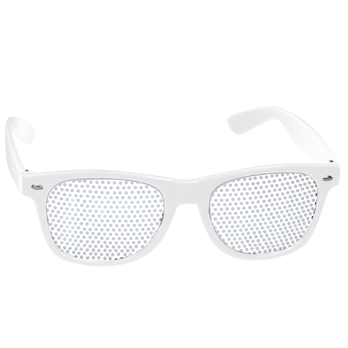 White Vegas Sunglasses