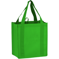 Lime Green Little Storm Grocery Bag Thumb