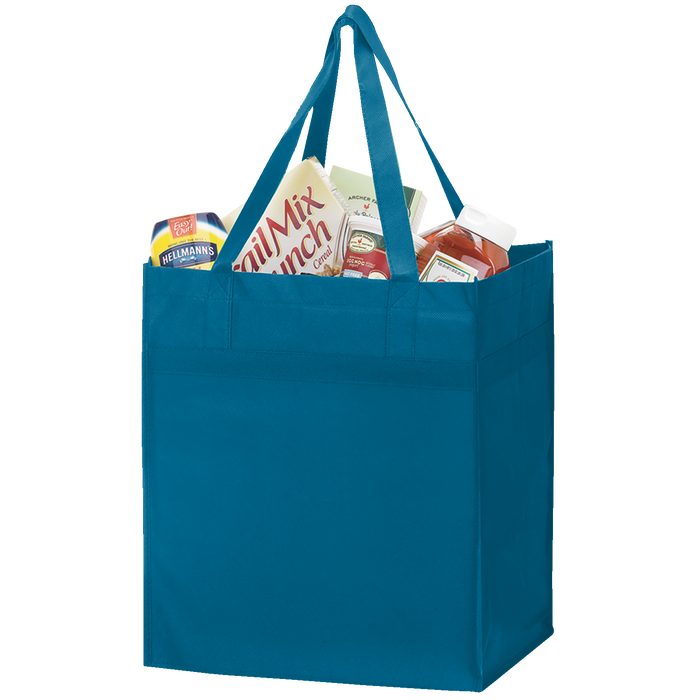 Maui Blue Big Tex Grocery Bag