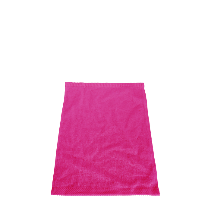 Fuchsia Balance Color Fitness Towel