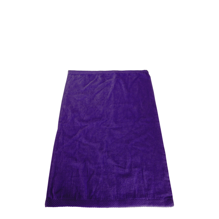 Purple Champion Color Fitness Towel