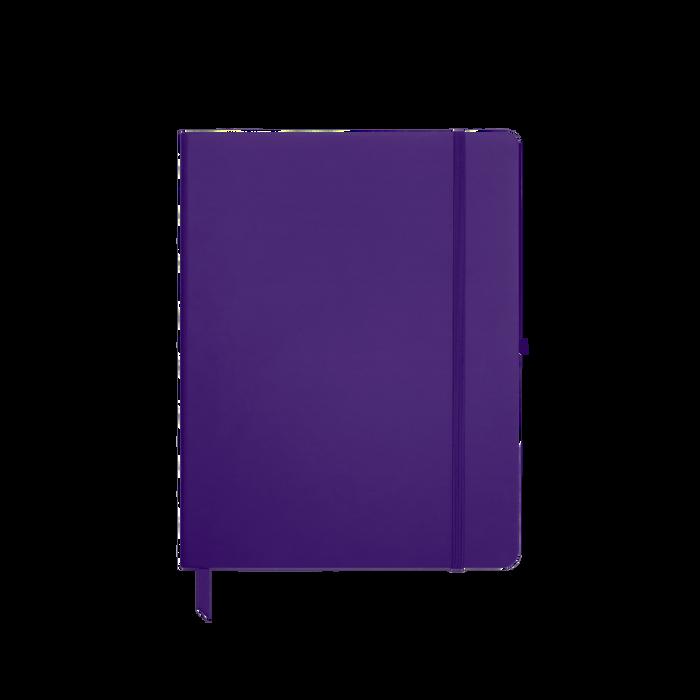 Purple Medium Soft Faux Leather Journal