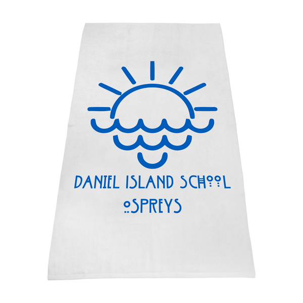 imprinted beach towels,  white beach towels,