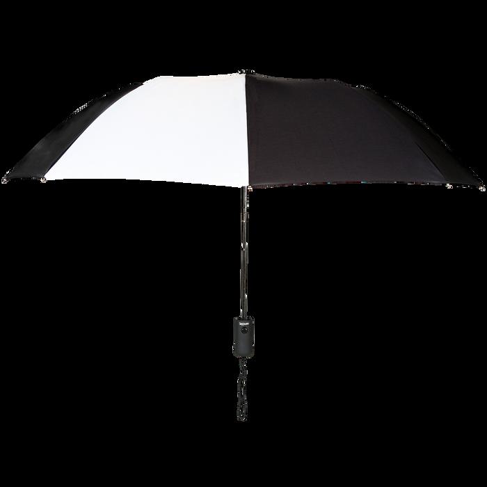 Black/White Polaris Umbrella