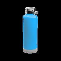 Matte Aqua Vacuum Insulated Canteen Thumb