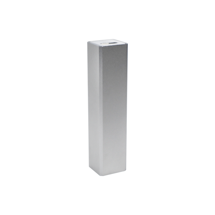 Silver Mini Power Bank