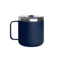 Matte Navy Stainless Steel Insulated Camper Mug Thumb