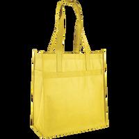 Yellow Little Tex Grocery Bag Thumb
