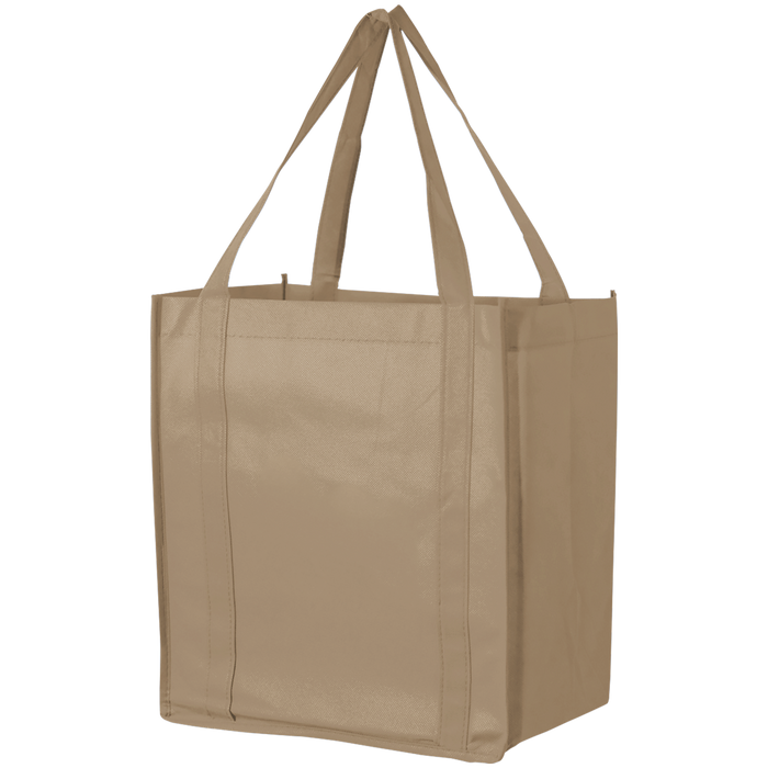 Light Khaki Thrifty Grocery Tote