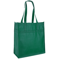 Green Little Tex Grocery Bag Thumb