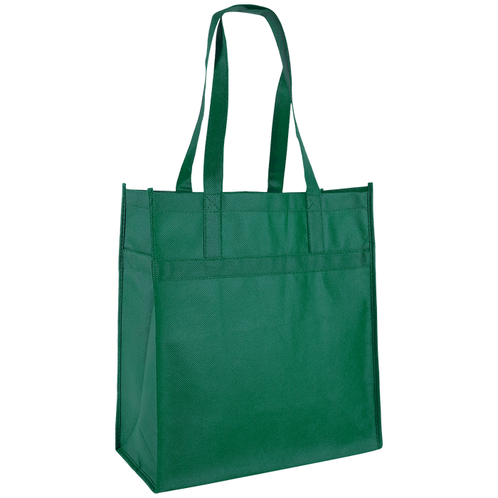 Green Little Tex Grocery Bag