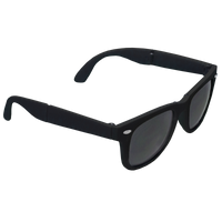 Black Reno Folding Sunglasses Thumb