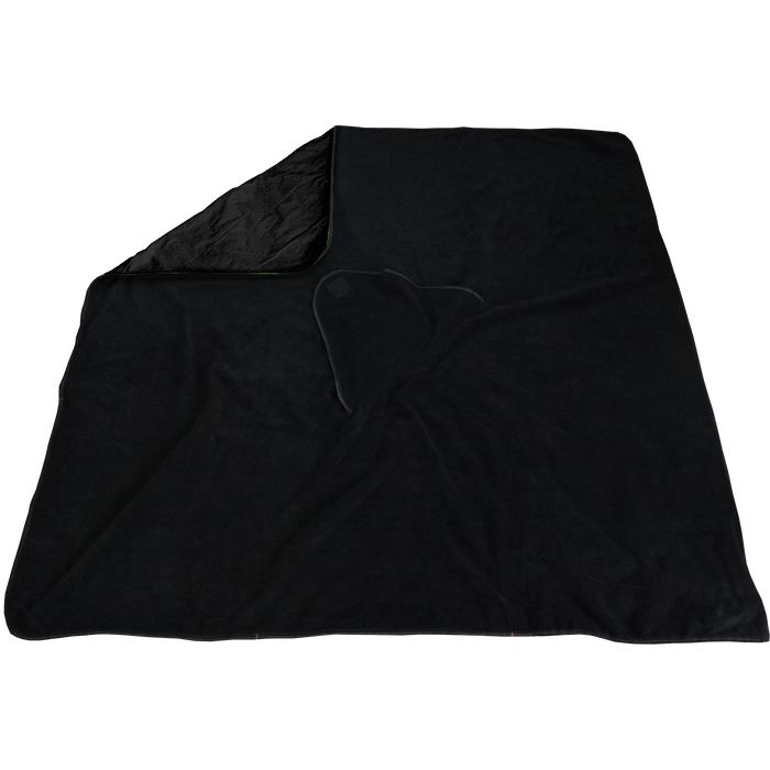 Black Ultimate Multiuse Blanket