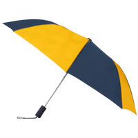 Navy/Gold Atlas Umbrella Thumb