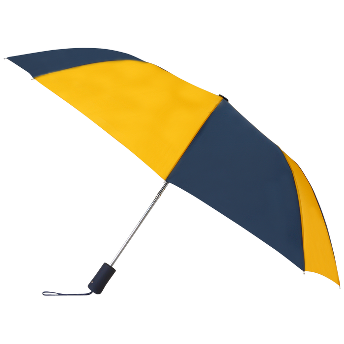 Navy/Gold Atlas Umbrella