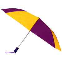 Purple/Gold Atlas Umbrella Thumb