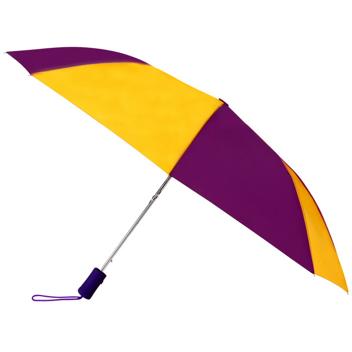 Purple/Gold Atlas Umbrella
