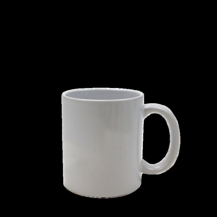 Light Gray Classic Coffee Mug