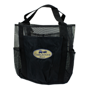 Schooner Mesh Pocketed Beach Bag