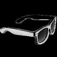 White/Black Daytona Sunglasses Thumb